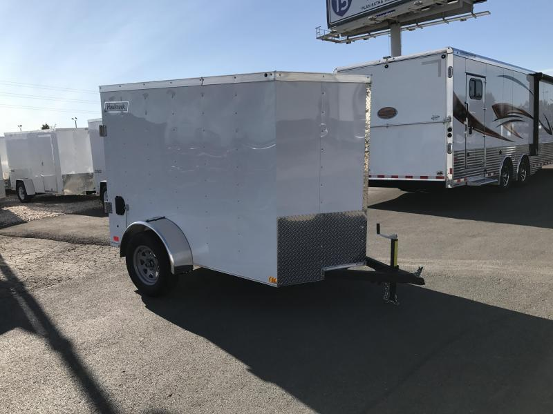 2018 Haulmark 5x8 VG3000 Series Enclosed Cargo Trailer