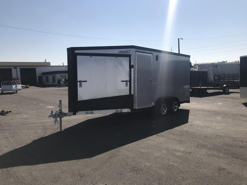 2018 Haulmark 7.5X20 All-Sport Snowmobile Trailer
