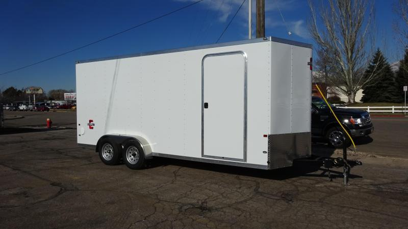 2017 Charmac Trailers 7X18 Stealth Enclosed Cargo Trailer