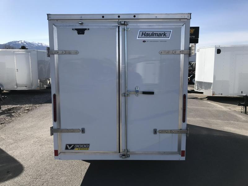 2018 Haulmark 6X12 VG3000 Enclosed Cargo Trailer