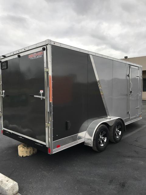 2018 Discovery Trailers Reed Rover SE Enclosed Cargo Trailer