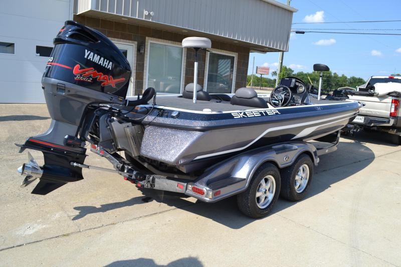 2008 Skeeter i21 Bass Boat