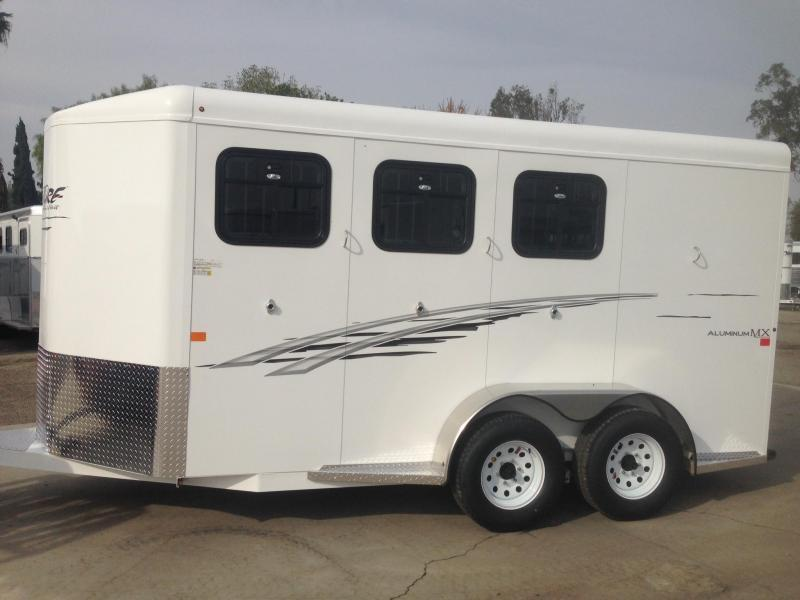 2018 Trails West 3 Horse BP Trailer