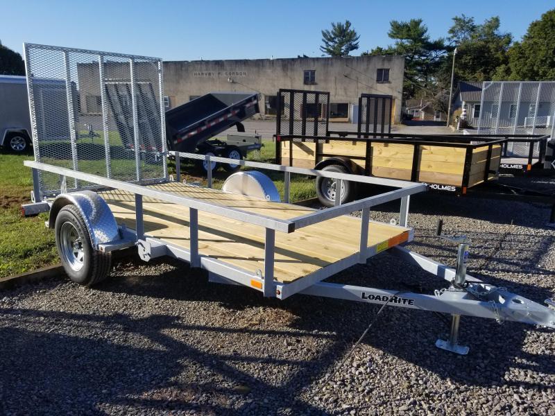 2018 Load Rite 5.5x11 Galvanized ATV Trailer