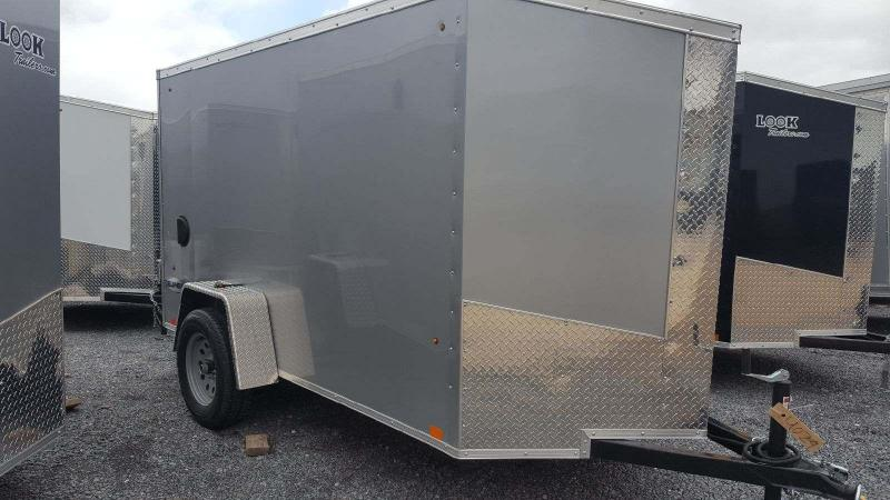 2018 Look Trailers 5x10 Element SE Enclosed Cargo Trailer