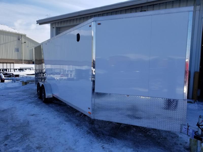 2018 Legend Manufacturing 7x27 Explorer Snow Snowmobile Trailer