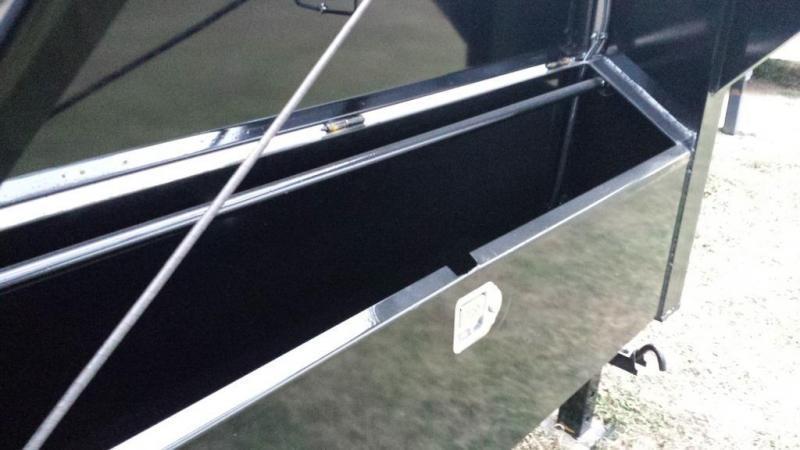 2018 Sure-Trac 8.5x20+5 17.6K HD deckover Equipment Trailer