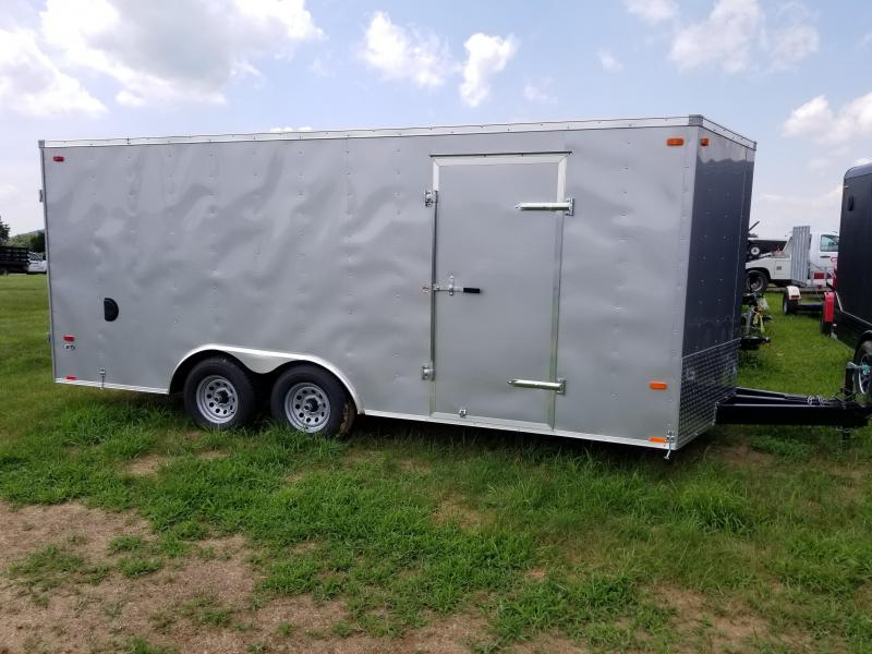 2018 Pace American 8.5x18 10K Enclosed Cargo Trailer