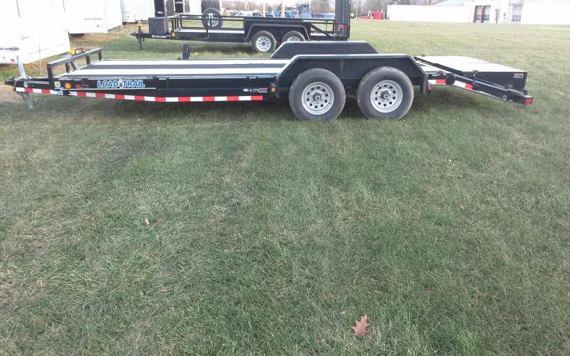 2016 Load Trail 17+3 10K Equipment Trailer
