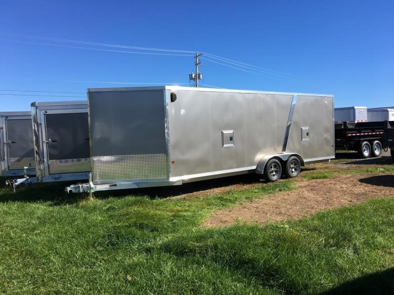 Enclosed Snowmobile Trailer For Sale In Pa End Of Empire Episode 9
