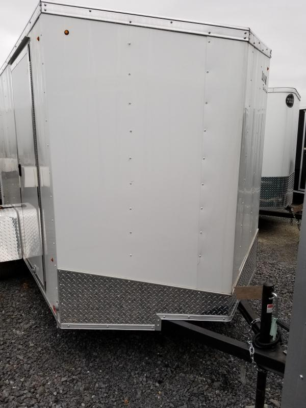 2018 Look Trailers 6x10 DLX-ST Enclosed Cargo Trailer