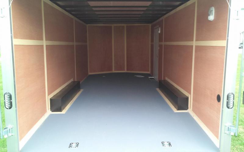 2018 Wells Cargo Fast Trac 8.5x20 7K Car Hauler