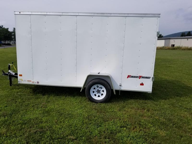 2018 Wells Cargo Fast Trac 6x12 Enclosed Cargo Trailer