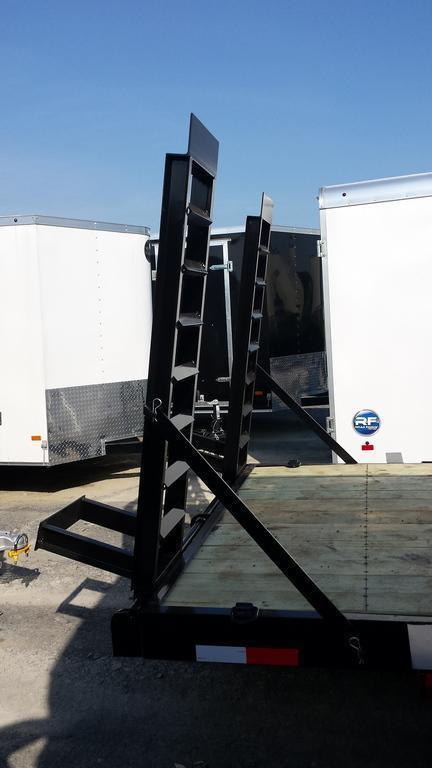 2018 Holmes 6-10x20 10K Equipment Trailer