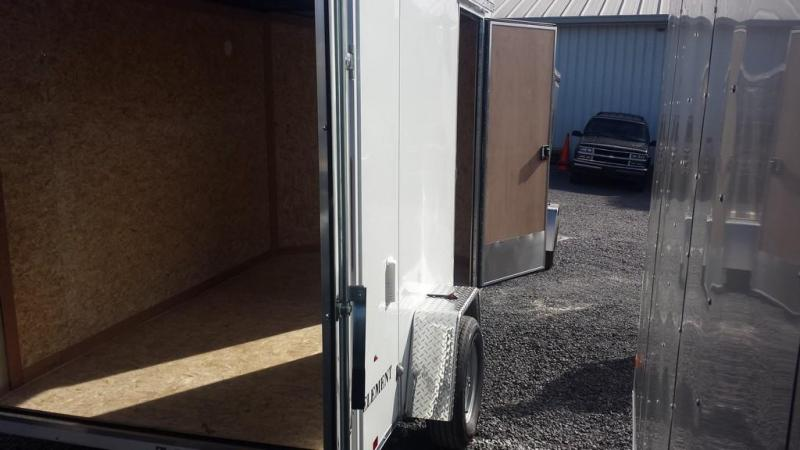 2017 Look Trailers 6x10 Element SE Enclosed Cargo Trailer