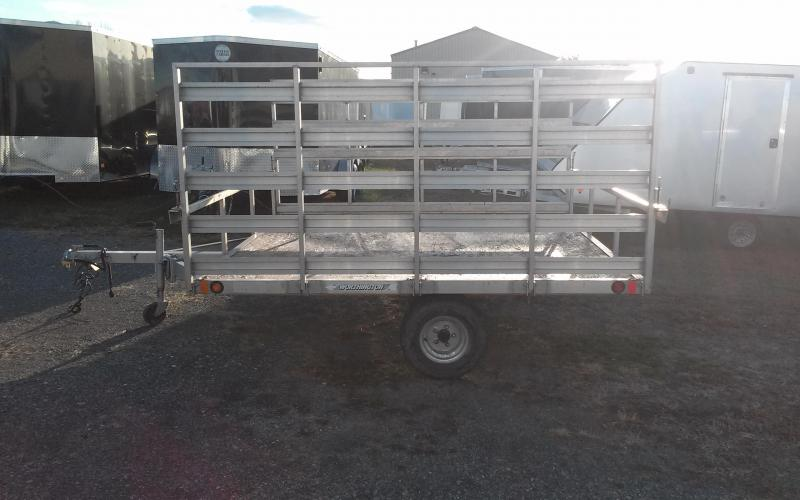 2003 Worthington Trailers 7x8 Dual Ramp ATV Trailer