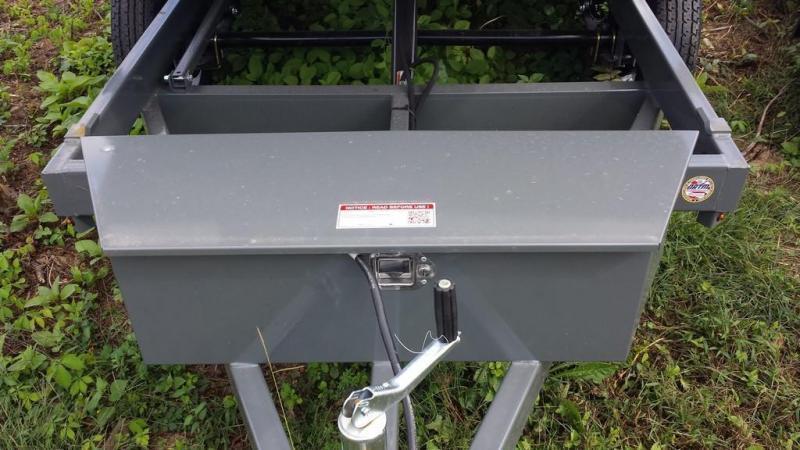 2018 Sure-Trac 5x10 Low Profile Dump Trailer