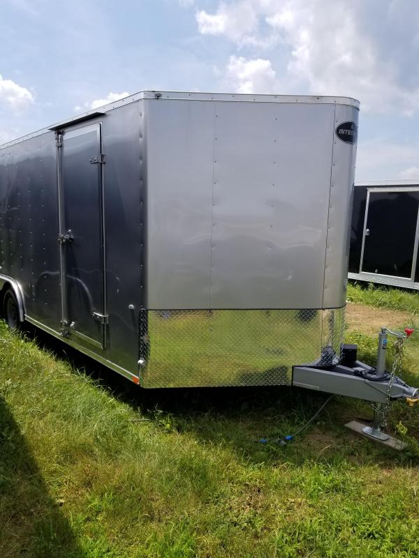 2017 Integrity Trailers 8x20 V-Front Car / Racing Trailer