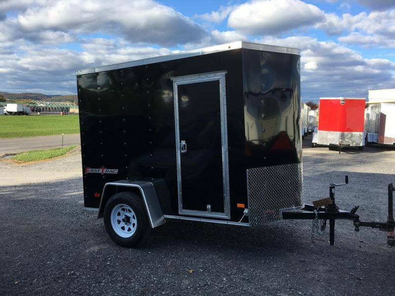 2017 Wells Cargo 5x8 Fast Trac Enclosed Cargo Trailer