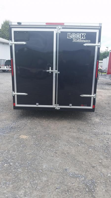 2018 Look Trailers 7x14 DLX-ST Enclosed Cargo Trailer