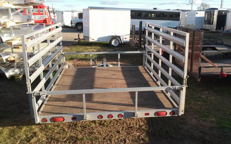 2004 Worthington Trailers 85x99  ATV Trailer
