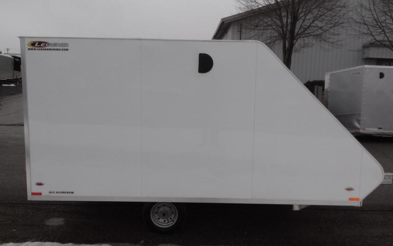 2018 Legend Manufacturing 8.5x13SL Snowmobile Trailer