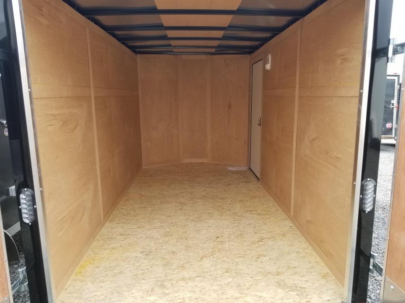 2018 Wells Cargo 6x12 Fast Trac Enclosed Cargo Trailer