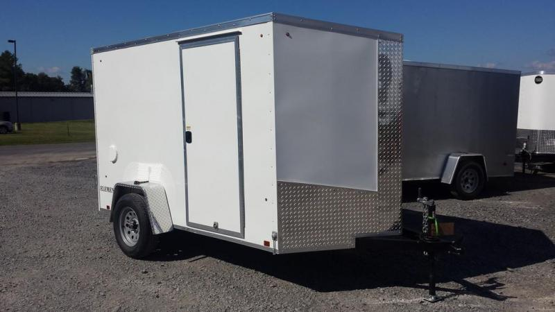 6x10 low cost utility trailer for sale 6x10 enclosed trailer for 6x10 enclosed trailer for sale in pa sciox Choice Image