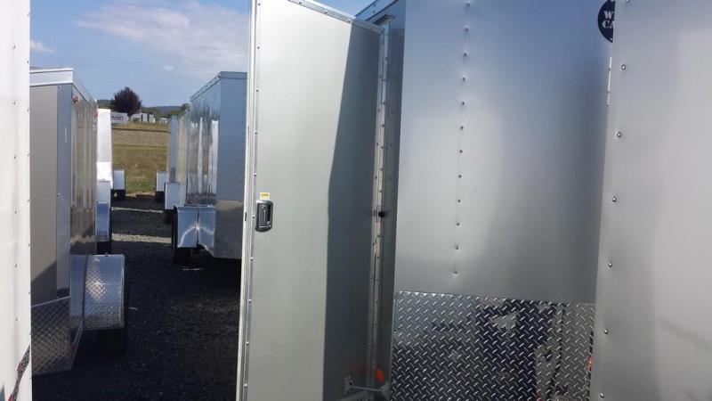 2016 Wells Cargo 5x10 Fast Trac Enclosed Cargo Trailer