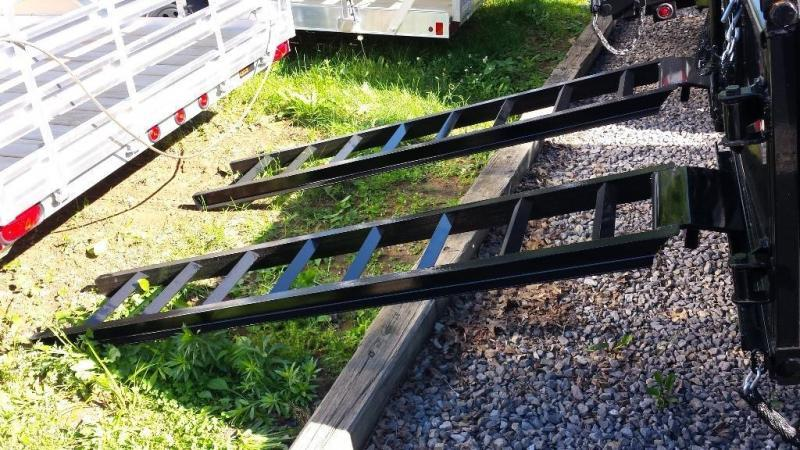 2018 Sure-Trac 7x14 Low Profile Dump Trailer