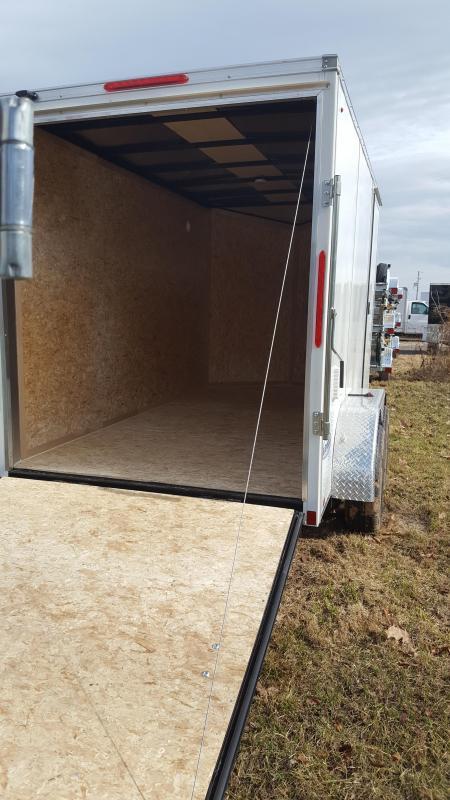 2018 Look Trailers 6x12 7K Element SE Enclosed Cargo Trailer