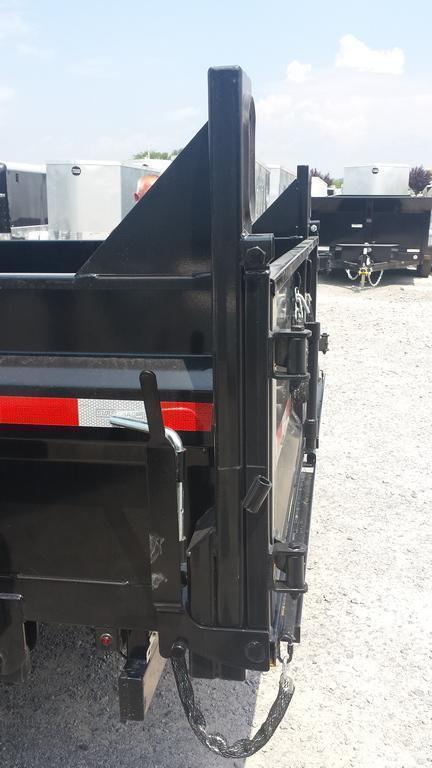 2018 Sure-Trac 7x12 12K Low Profile Dump Trailer