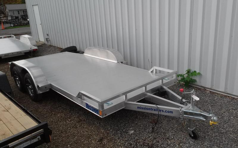 2018 Mission MOCH 8x16 7K Car / Racing Trailer