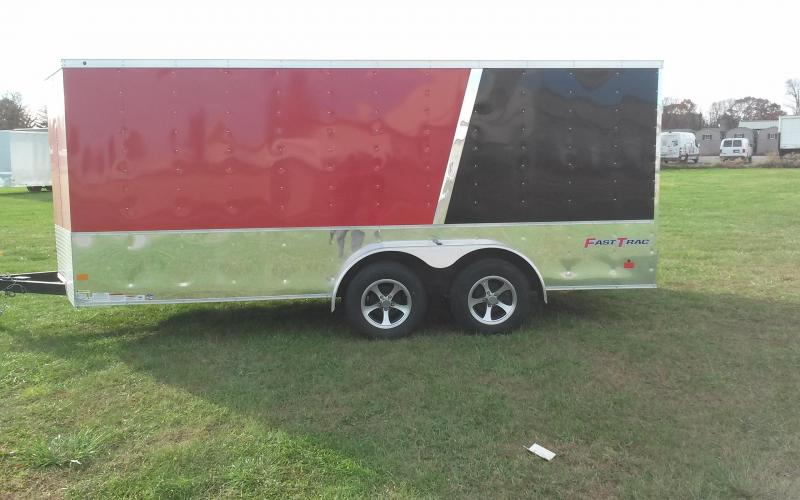2018_Wells_Cargo_7x16_Fast_Trac_Enclosed_Cargo_Trailer_qeqyX2 new trailers new and used trailers and vehicle rentals of muncy pa  at creativeand.co