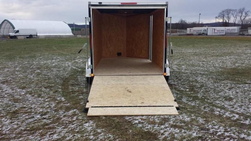 2018 Look Trailers 7x12 DLX-ST Enclosed Cargo Trailer