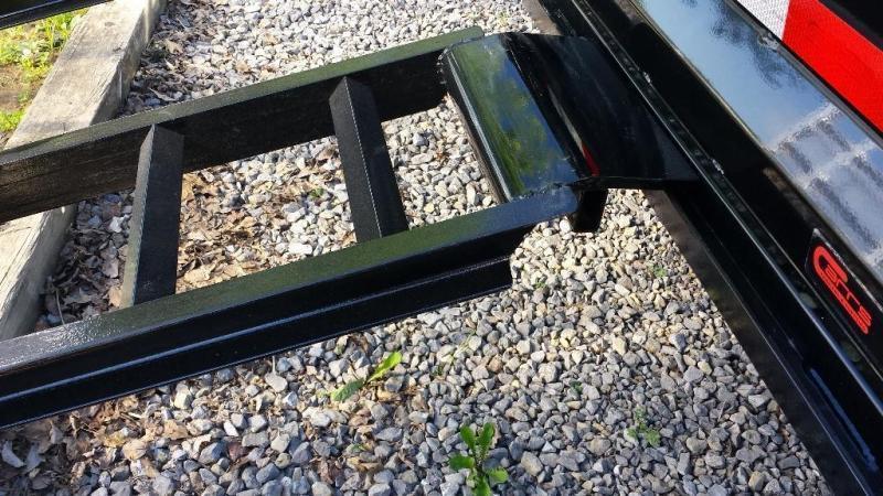 2017 Sure-Trac 7x12 Low Profile Dump Trailer