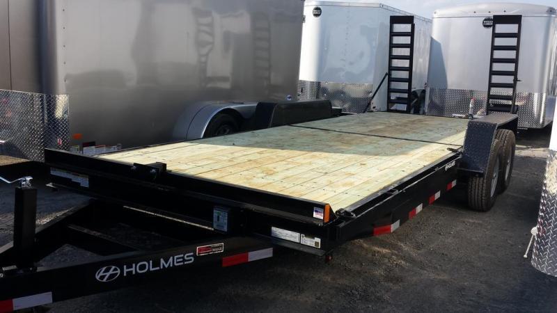 2018 Holmes 6-10x20 10K Equipment Trailer