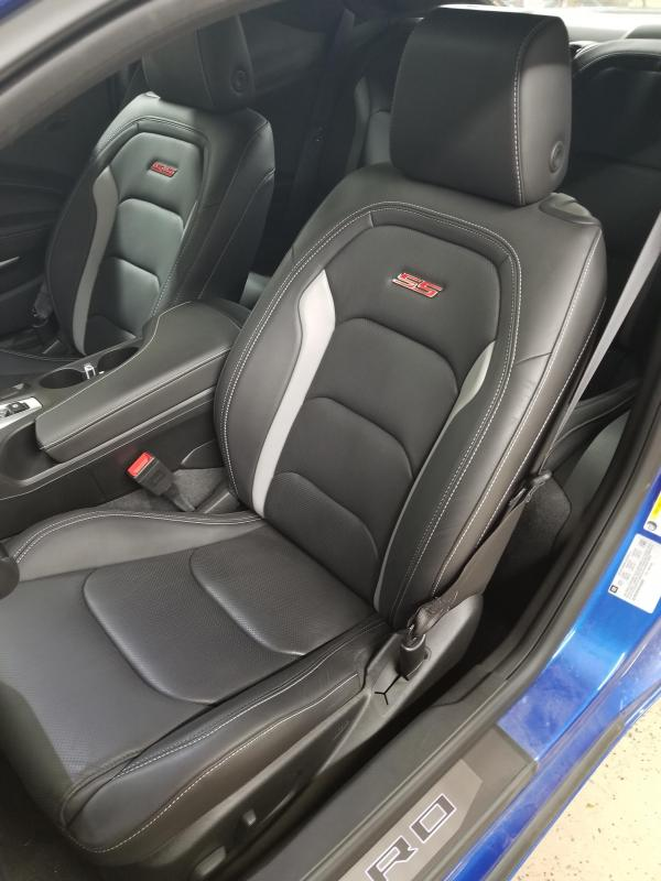 2018 Chevrolet Camaro SS Car