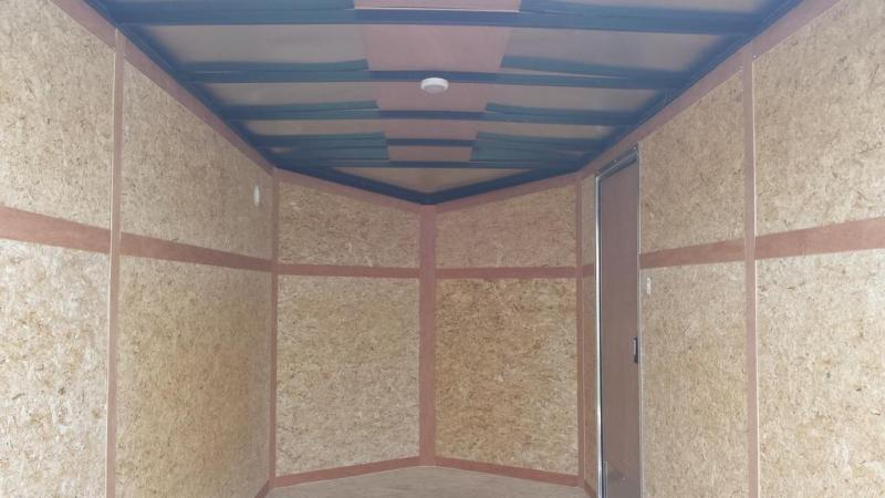2017 Look Trailers 6x12 Element SE Enclosed Cargo Trailer