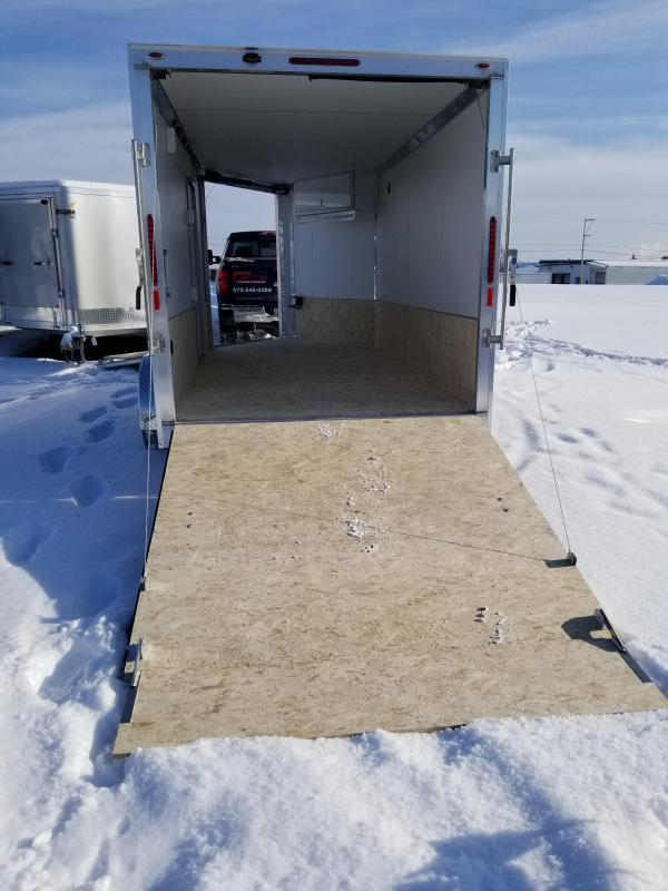 2018 Legend Manufacturing 7x19 Explorer Snow Snowmobile Trailer