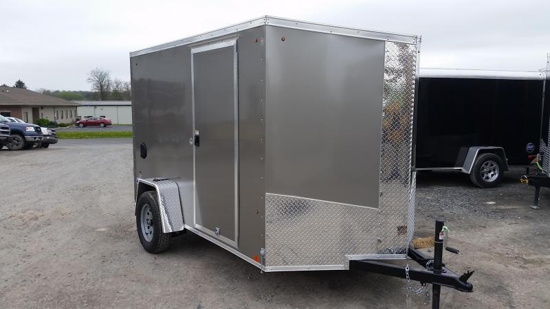 2018 Look Trailers Element SE 6x10 Enclosed Cargo Trailer