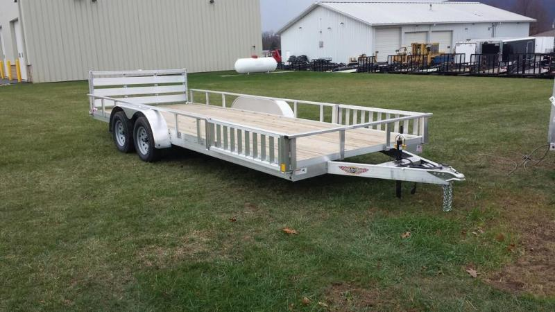 how to build a tandem axle atv trailer