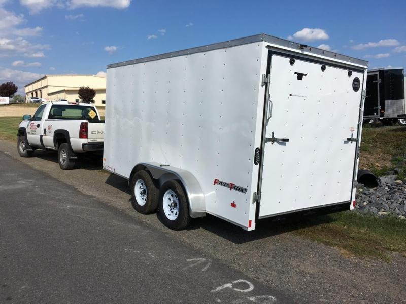 2017 Wells Cargo 7x14 Fast Trac Enclosed Cargo Trailer