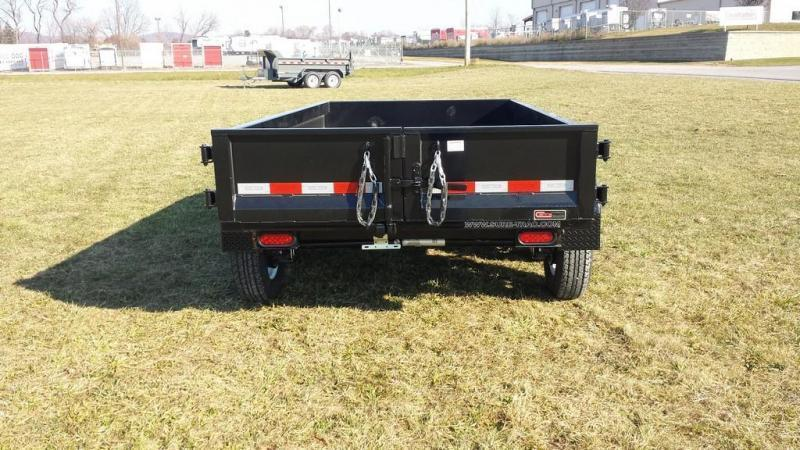 2017 Sure-Trac 5x10 Low Profile Dump Trailer