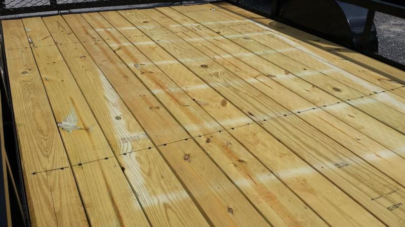 2018 Holmes 6-4x10 mesh side rail