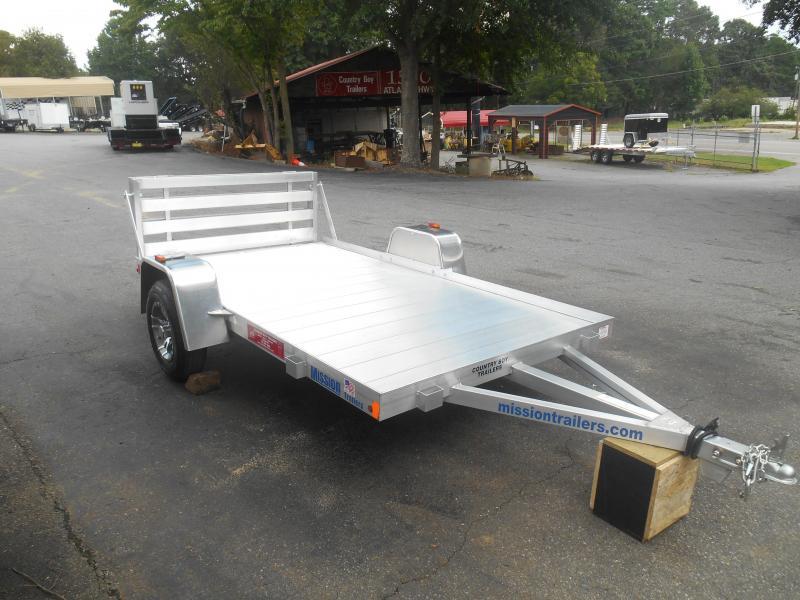 5X10 Alum. 1-2200 Lb Axle