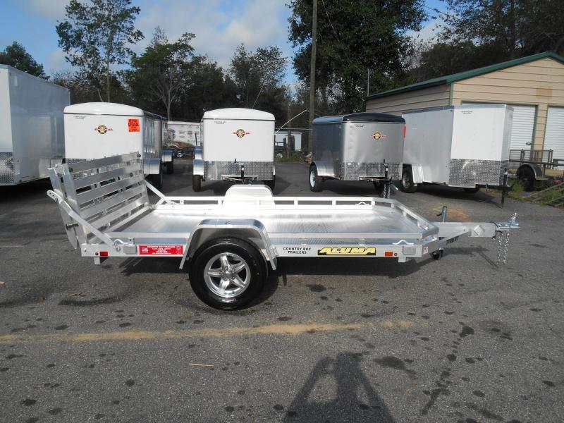 """77""""X10' 1-3500 Utility Aluma"""
