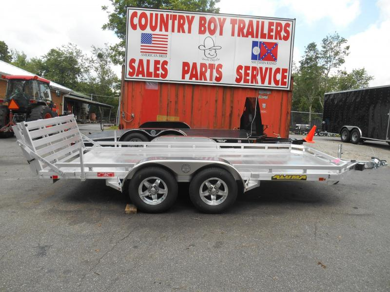 "78""x14' 2-3500# (All Aluminum- Aluma7814)"