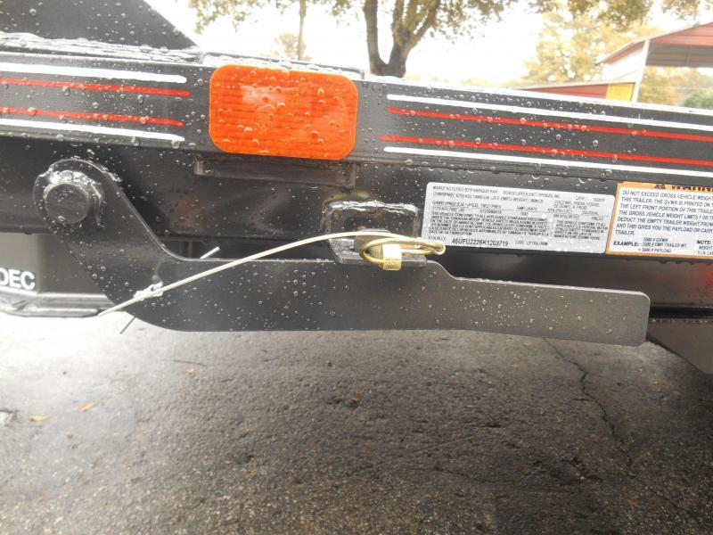 22'x102 Power Tilt