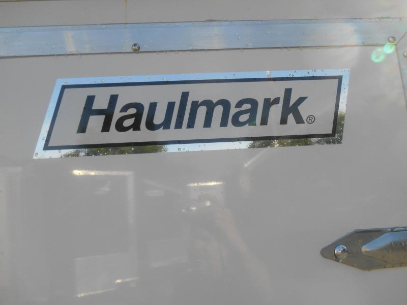 2019 Haulmark Trailer Enclosed Cargo Trailer